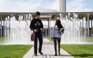 Study abroad in the University at Albany New York